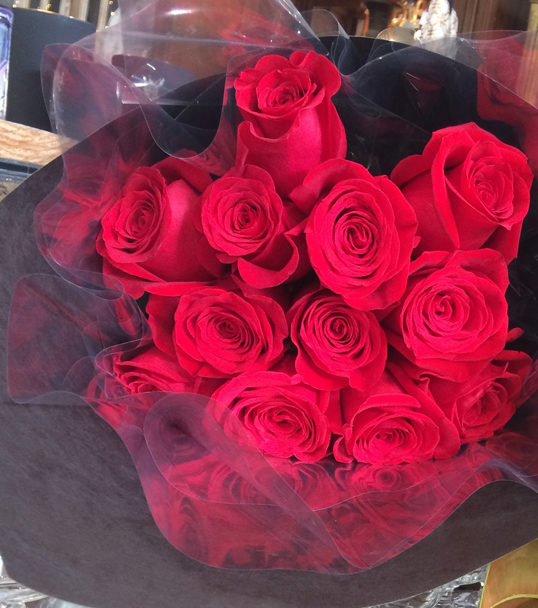 Red Roses Delivery Tauranga